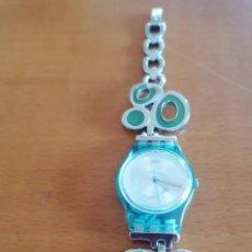 Relojes - Swatch: SOFISTICADO Y JUVENIL RELOJ MARCA SWATCH AG 2008 DISEÑO EXCLUSIVO. Lote 218289823
