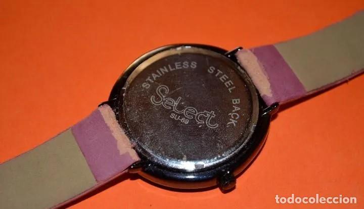 Relojes - Swatch: RELOJ PARA DAMA MARCA *SELECT* , CON ESTUCHE Y TICKET DE COMPRA ORIGINAL. NOES - Foto 2 - 218291441