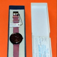 Relojes - Swatch: RELOJ PARA DAMA MARCA *SELECT* , CON ESTUCHE Y TICKET DE COMPRA ORIGINAL. NOES. Lote 218291441