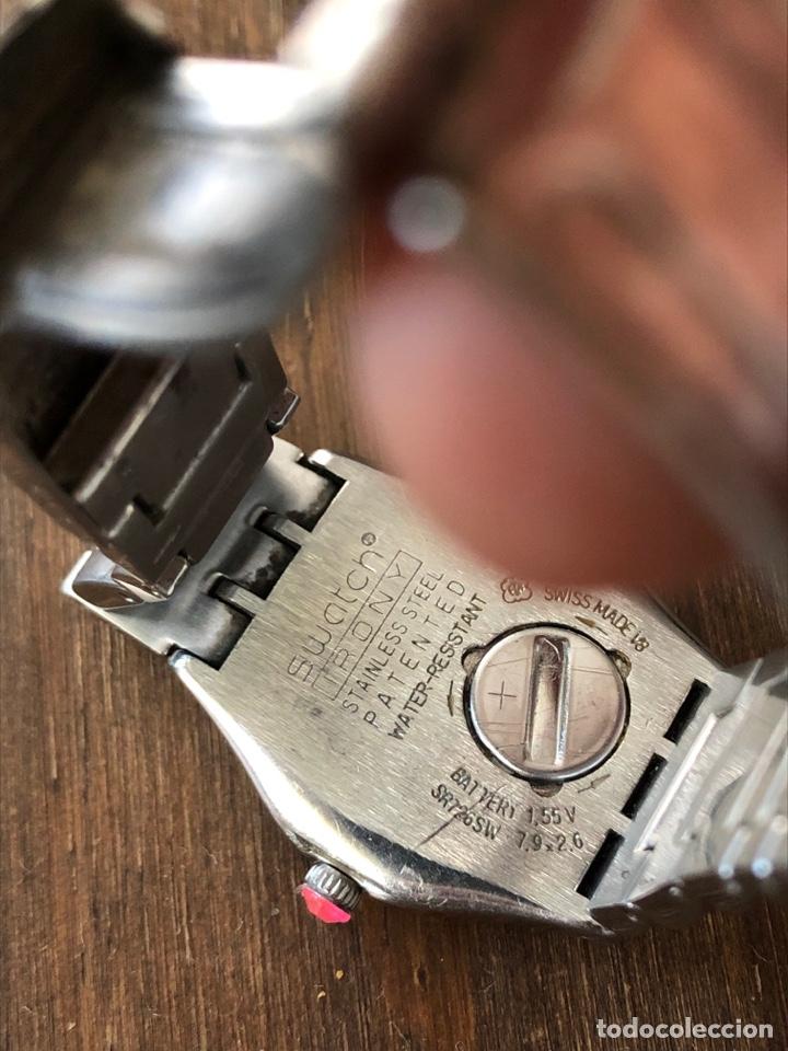 Relojes - Swatch: Orologio SWATCH Irony mide size donna - Foto 4 - 222046782
