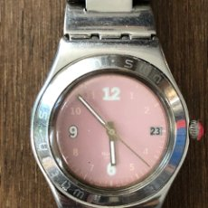 Relojes - Swatch: OROLOGIO SWATCH IRONY MIDE SIZE DONNA. Lote 222046782