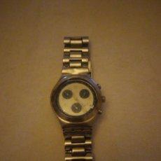 Relojes - Swatch: RELOJ CRONÓGRAFO DE CABALLERO SWATCH IRONY SWISS MADE. Lote 223734932