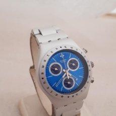 Relojes - Swatch: SWATCH DAMA ALUMINIUM BUEN ESTADO 35MM. Lote 224091167