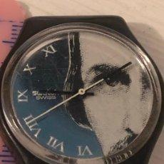 Relojes - Swatch: ANTIGUO RELOJ SWATCH - SWIISS MADE BONITA ESFERA EN FUNCIONAMIENTO CON BATERÍA NUEVA. VER FOTOS. Lote 224710208