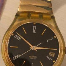 Relojes - Swatch: ANTIGUO RELOJ SWATCH - SWIISS MADE BONITA ESFERA EN FUNCIONAMIENTO CON BATERÍA NUEVA. VER FOTOS. Lote 224710532