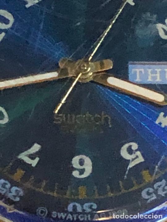 Relojes - Swatch: Antiguo reloj Swatch - Swiiss Made bonita esfera en funcionamiento con batería nueva. Ver fotos - Foto 3 - 224711502