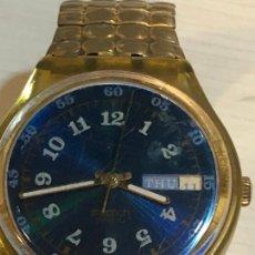 Relojes - Swatch: ANTIGUO RELOJ SWATCH - SWIISS MADE BONITA ESFERA EN FUNCIONAMIENTO CON BATERÍA NUEVA. VER FOTOS. Lote 224711502