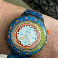 Relojes - Swatch: ANTIGUO RELOJ SWATCH UNISEX COLECCIONABLE MUY CURIOSO . VER FOTOS. Lote 225638330