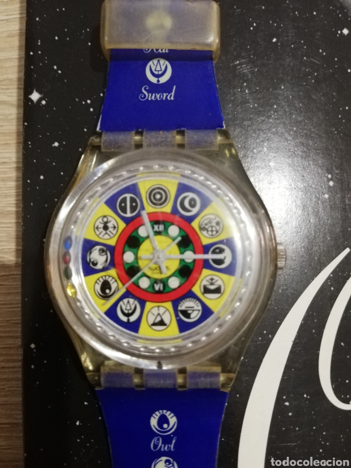 RELOJ SWATCH ORACOLO (Relojes - Relojes Actuales - Swatch)