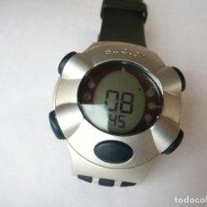 Relojes - Swatch: RELOJ SWATCH BEAT ALUMINIUM FUNCIONANDO CORRECTAMENTE. PRECISA CAMBIAR CORREA. Lote 226878731