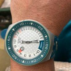 Relojes - Swatch: RELOJ AÑOS 90 SWATCH RIP TIDE (SUGM102) FUN SCOBA CON RESISTENCIA AL AGUA (200 METROS / 650 PIES). Lote 229127726