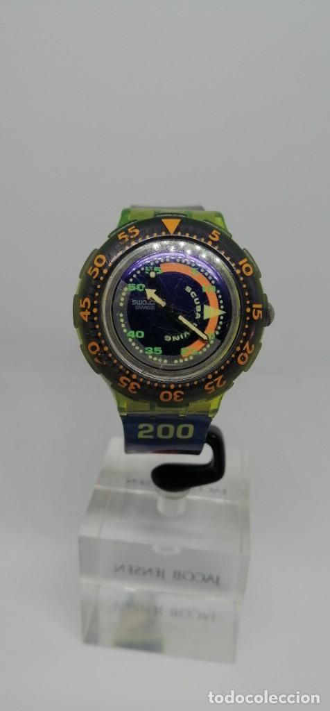 Relojes - Swatch: SWATCH SCUBA DIVING 200 - Foto 1 - 229873835
