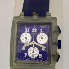 Relojes - Swatch: SWATCH CRONOGRAFO DATE NUEVO O COMO NUEVO.. Lote 232224590