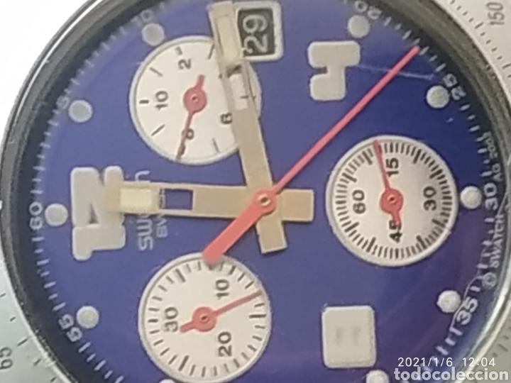 Relojes - Swatch: Reloj swatch acero mate - Foto 4 - 234781145