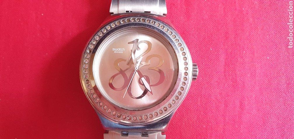 RELOJ SWATCH IRONY CUARZO.MIDE 45 MM DIAMETRO (Relojes - Relojes Actuales - Swatch)