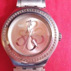 Relojes - Swatch: RELOJ SWATCH IRONY CUARZO.MIDE 45 MM DIAMETRO. Lote 240012975