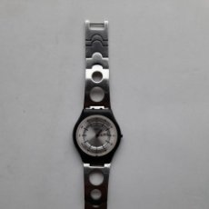 Orologi - Swatch: RELOJ MARCA SWACH ULTRAFINO DE CUARZO PARA CABALLERO. SWISS MADE. Lote 240049230