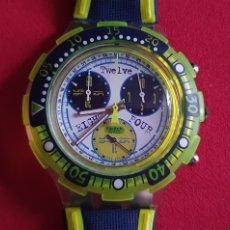 Orologi - Swatch: RELOJ SWATCH CHRONOGRAF CUARZO.MIDE 45 MM DIAMETRO. Lote 241069560