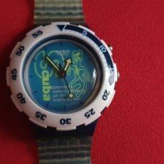 Relojes - Swatch: RELOJ SWATCH CUARZO .MIDE 38 MM DIAMETRO. Lote 241071585