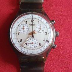 Orologi - Swatch: RELOJ SWATCH CHRONOGRAPH CUARZO.MIDE 38 MM DIAMETRO. Lote 241073875