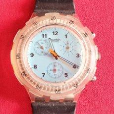 Orologi - Swatch: RELOJ SWATCH CHRONOGRAF CUARZO .MIDE 44 MM DIAMETRO .. Lote 241206405