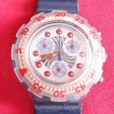 Orologi - Swatch: RELOJ SWATCH CHRONOGRAPH CUARZO .MIDE 44 MM DIAMETRO. Lote 241208015