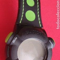 Relojes - Swatch: RELOJ SWATCH CHRONO CUARZO .MIDE 41 MM DIAMETRO. Lote 241209055