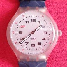 Relojes - Swatch: RELOJ SWATCH CUARZO .MIDE 40 MM DIAMETRO. Lote 241210835