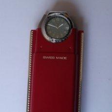 Relojes - Swatch: RELOJ SWATCH AG-1993 COLECCIONISTA CAJA ACERO FUNCIONANDO. VER FOTOS.. Lote 244858775