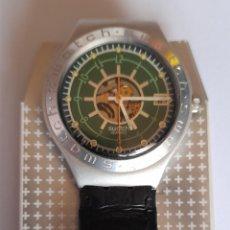 Montres - Swatch: RELOJ SWATCH COLECCIONISTA AG- 1995 ALUMINIUM .FUNCIONANDO. VER FOTOS.. Lote 244861530