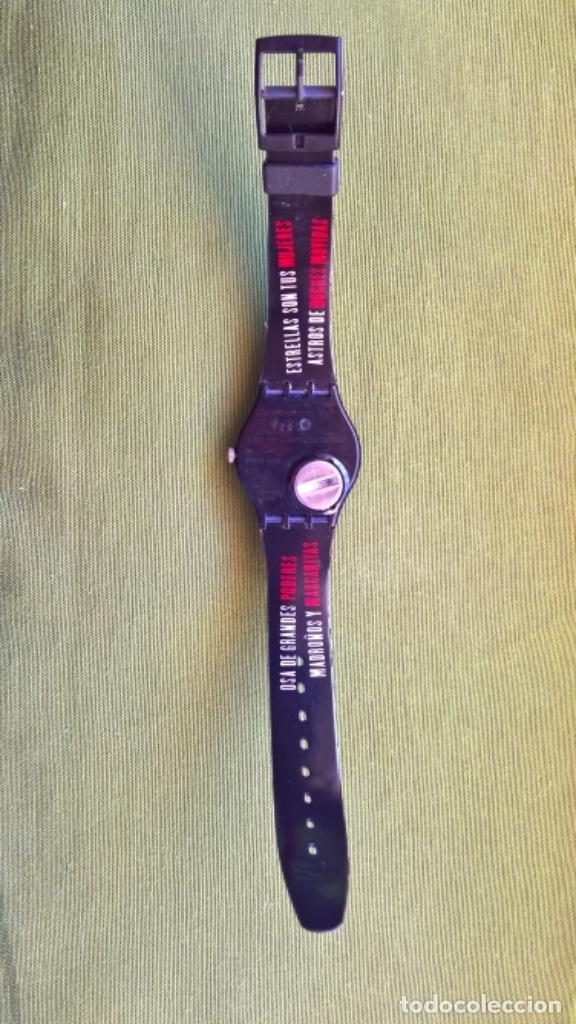 Relojes - Swatch: Reloj Swatch. Madrid Me Mata. Mariné - Foto 3 - 249395290