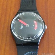 Relojes - Swatch: RELOJ PULSERA SWATCH SWISS 839 PATENTED ESFERA GIRATORIA CON SOLO 1 AGUJA. VER DESCRIPCION. Lote 253670145