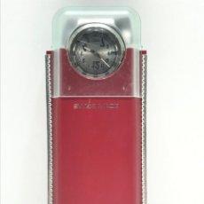 Montres - Swatch: RELOJ DE PULSERA MARCA SWATCH MODELO IRONY CON CORREA DE PIEL EN EMBALAJE ORIGINAL. Lote 254177600