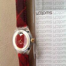 Relojes - Swatch: SWATCH. MAGIC TOOL. (AUTOMATICO). VOLANTE Y MAQUINA A LA VISTA. A ESTRENAR.. Lote 254261035