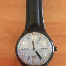 Relojes - Swatch: RARO RELOJ SWATCH AG 2003 PARA COLECCIONISTAS. Lote 257473465