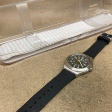 Montres - Swatch: RELOJ SWATCH EN SU ESTUCHE NUEVO A ESTRENAR. Lote 259210190