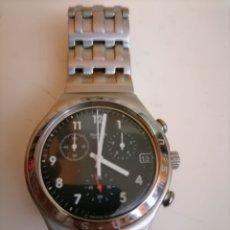 Relojes - Swatch: RELOJ SWATCH CRONO CUARZO. Lote 261952360