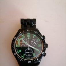 Montres - Swatch: RELOJ SWATCH CRONO ALUMINIO. Lote 261952660
