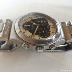 Relojes - Swatch: RELOJ PARA HOMBRE SWATCH IRONY CHRONO AG 2005. DIÁMETRO CAJA: 40 MM - FUNCIONANDO CORRECTAMENTE. Lote 262549125