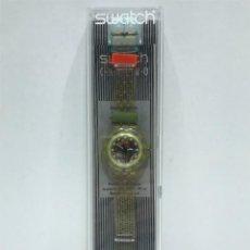 Relojes - Swatch: RELOJ DE PULSERA MARCA SWATCH MODELO CHRONO EN EMBALAJE ORIGINAL. Lote 262804235