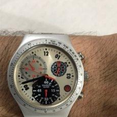 Montres - Swatch: RELOJ SWATCH IRONY CRONOGRAFO CABALLEROS. Lote 266310468