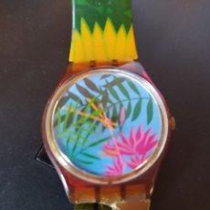 Relojes - Swatch: RELOJ SWATCH QUARTZ COLECCION 1993 BUEN ESTADO. Lote 269035759