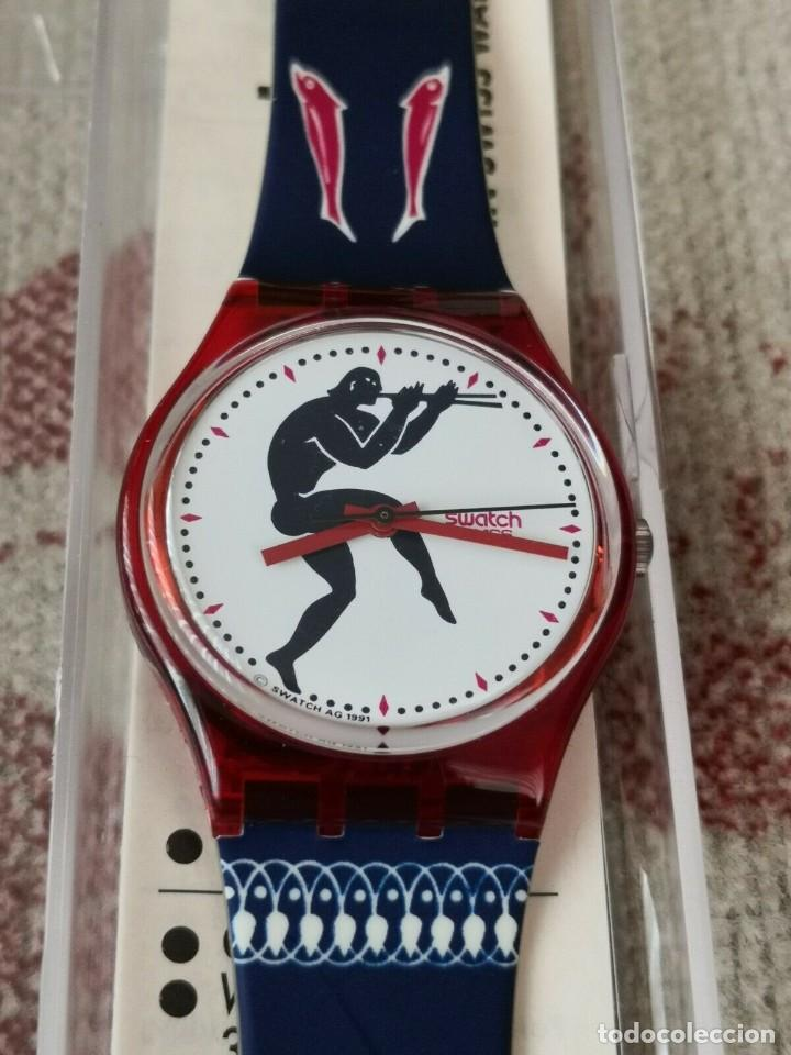 Relojes - Swatch: Swatch Swatch Discobolus gk141, 1992 RELOJ - Foto 2 - 270365483