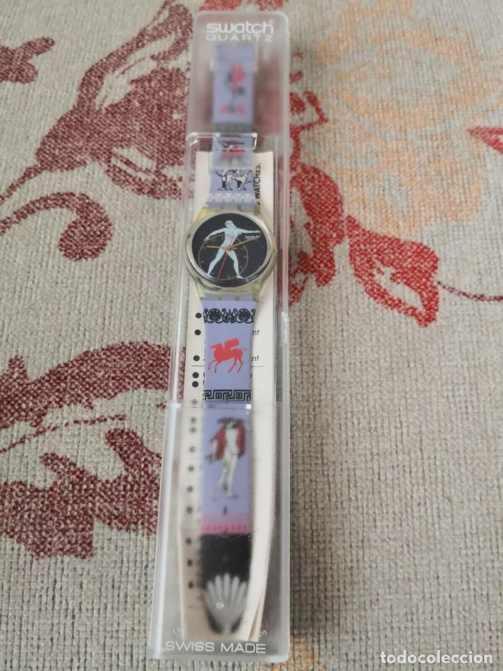 SWATCH TEODOPHORUS GR111 1992 RELOJ (Relojes - Relojes Actuales - Swatch)