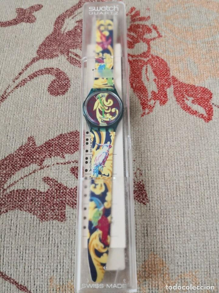 SWATCH PERROQUET GN119 RELOJ (Relojes - Relojes Actuales - Swatch)