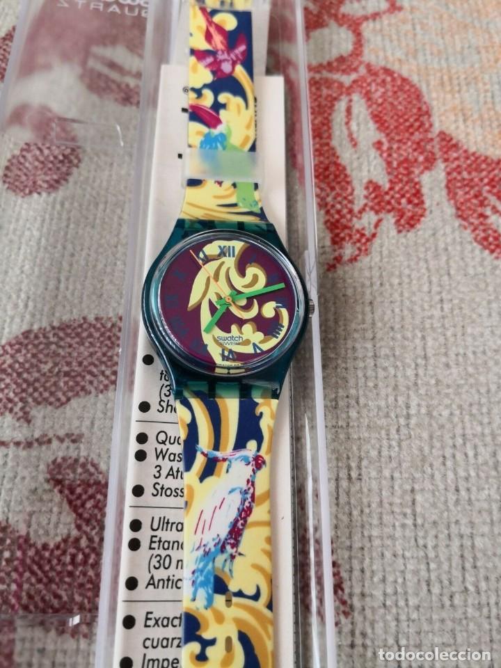Relojes - Swatch: Swatch Perroquet GN119 RELOJ - Foto 2 - 270367338