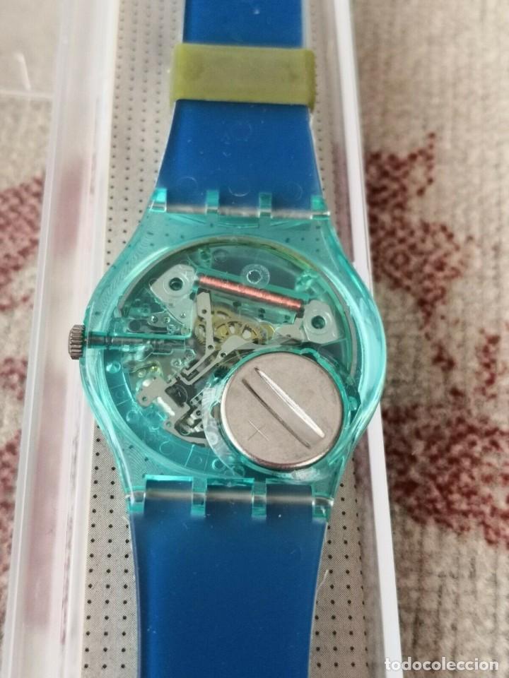 Relojes - Swatch: RARO Swatch Watch Special-Olympic Lausanne Museum GN161 RELOJ - Foto 4 - 270368013