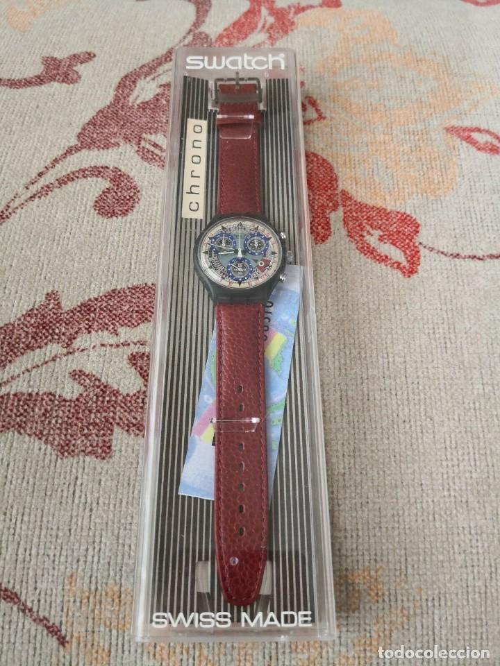 SWATCH CHRONO ATZ - ECO SCM401 RELOJ (Relojes - Relojes Actuales - Swatch)