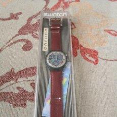 Relojes - Swatch: SWATCH CHRONO ATZ - ECO SCM401 RELOJ. Lote 270368398