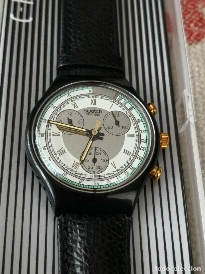 Relojes - Swatch: Swatch Chrono COLOSSAL SCB109 RELOJ CRONOGRAFO - Foto 2 - 270369048